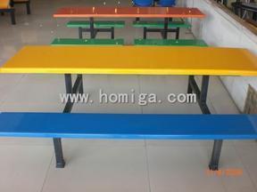 玻璃钢餐桌椅,广东鸿美佳餐桌椅工厂供应现货