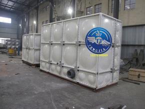 smc玻璃钢水箱 装配式玻璃钢水箱价格