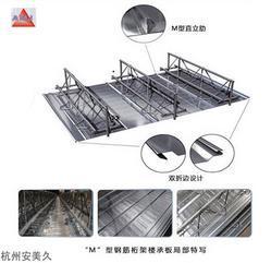 安美久钢筋桁架楼承板系统