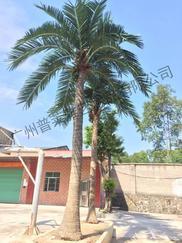 厂家直销仿真椰子树假树