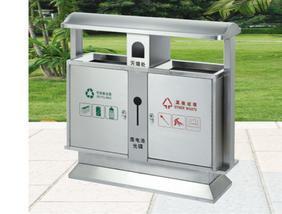 陕西西安不锈钢垃圾桶,厂家高端定制产品,质量保证