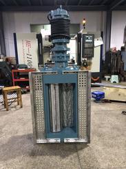 一体化泵站粉碎格栅机PZGD型号控制柜厂家直销