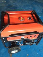 5kw静音式汽油发电机