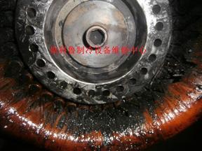 特灵约克开利麦克维尔螺杆压缩机电机维修