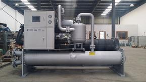 螺杆式盐水冷水机,化工专用冷冻机组