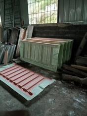 八档水泥仿木栏杆