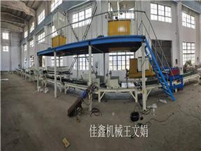 新型全自动钢丝网架复合保温板设备佳鑫现货供应