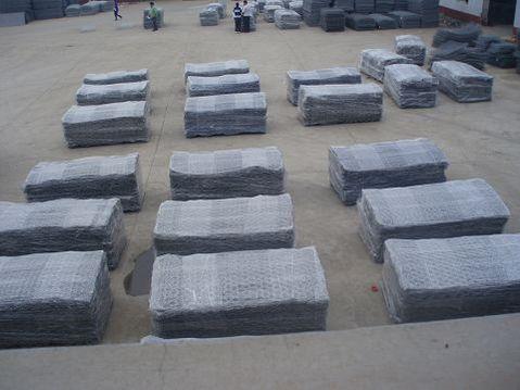 铝锌合金石笼网箱