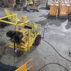 仲迪冷喷式划线机厂家 公路标线机价格