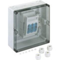 德国ELS,spelsberg塑料控制箱,防水配电箱,防水防尘配电箱