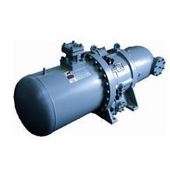 复盛SRG-710螺杆式压缩机噪音故障维修