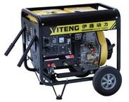 柴油发电电焊两用机|焊4.0焊条自发电电焊机