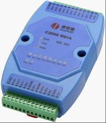 4-20mA转RS485,4-20mA转485,模拟量转485,模拟量采集器,康耐德C2000 MDIA