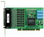 MOXA 聪明型、工业型多串口卡