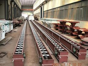 供应磨琢性强FU型链式刮板输送机