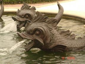 销售雕塑喷泉音乐喷泉