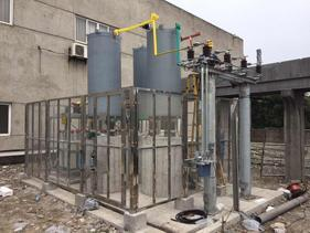 TBB10户外框架式自动投切并联电容器成套装置