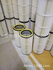 台阶阶梯型粉末回收滤芯生产厂家【德旺】