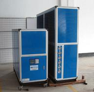 水冷式冷水机维修