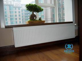 厂家供应圣鑫GB 钢制板式散热器  暖气片