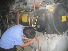 开利约克特灵麦克威尔中央空调安装维修