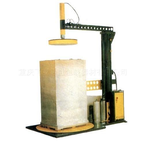 重庆拉伸膜缠绕机/栈板裹膜机/自动缠绕机