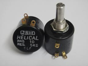 RRS10-2K JRM多圈电位器