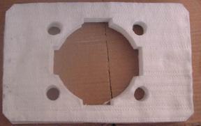 电器专用隔热棉,吸音棉