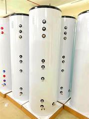 威能博世菲斯曼采暖炉配套120L单盘管换热承压水箱