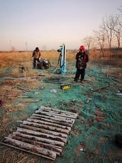 GL-50土壤地下水原状取样钻机