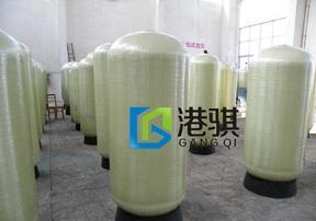 玻璃钢蓄水罐-港骐