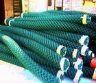 边坡防护网、菱形勾花网、勾花网护坡、边坡挂网、龙亿铁丝网厂
