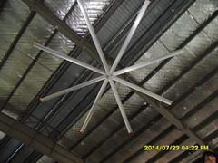 优质工业吊扇,大型降温风扇低转速高风量大型风扇