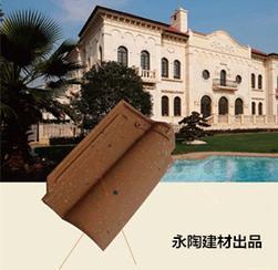 意大利罗曼瓦|屋面瓦|陶土瓦|永陶建材出品