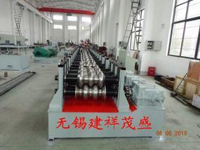 三波护栏板成型设备生产线