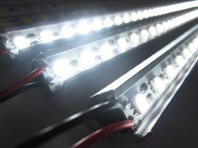 供应5050贴片柜台灯5050硬灯条