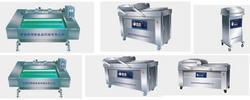 供应:肉制品行业全自动/单室/双室真空包装机