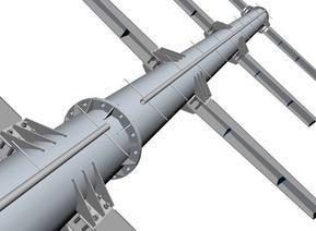 电力钢管杆通信杆设计软件