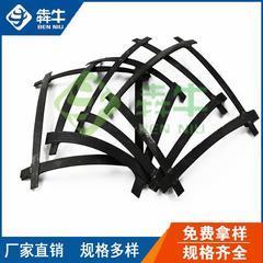 深圳20KN软土地基加固双向钢塑土工格栅