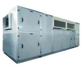 洁能缘SEXFZP屋顶式空调机组【整体式,分体式(还要看带不带热回收)】