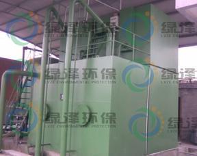 广西南宁绿泽环保一体化净水器 全自动重力式净水器