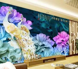 抛晶砖,彩雕背景墙,花片,岗石线条