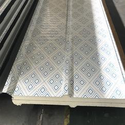 辽宁沈阳厂家直销 聚氨酯复合夹芯板彩钢不锈钢复合夹芯板