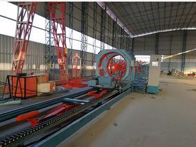 2.2米PLC控制数控钢筋笼滚焊机方特路桥厂家直销
