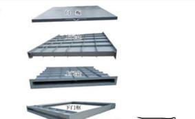 垂直閘板箱型風門行程可調不漏風