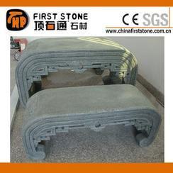 青石仿古雕刻长凳GCF279