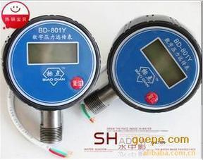 远传压力表/压力变送器/数字远传压力表