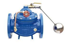 F745X-隔膜式-遥控浮球阀