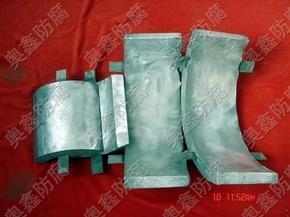 铝合金牺牲阳极铝合金阳极铝牺牲阳极高效铝阳极