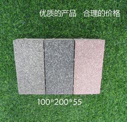重庆众光陶瓷透水砖生产线-品质保证
